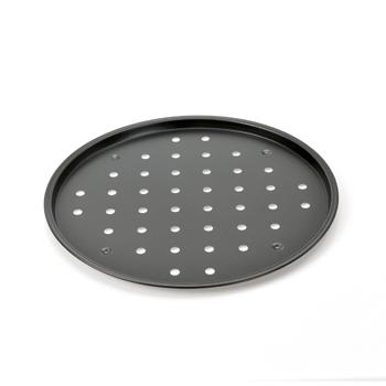 DELICIOUS Forma na pizzu s dírkami 32 cm - KAISER