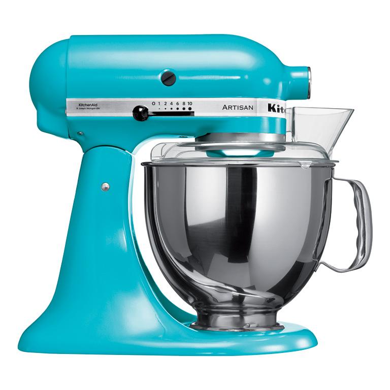 Kuchyňský robot Artisan křišťálově modrý - KitchenAid