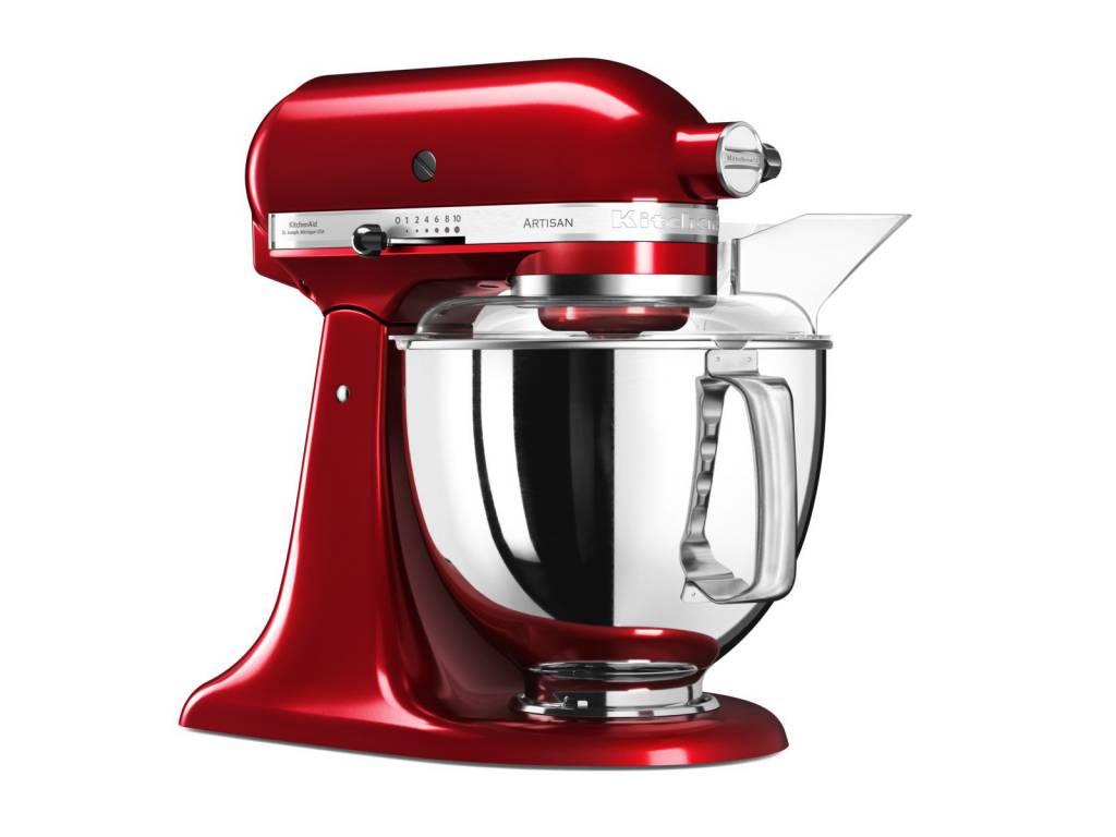 Kuchyňský robot Artisan červená metalíza - KitchenAid