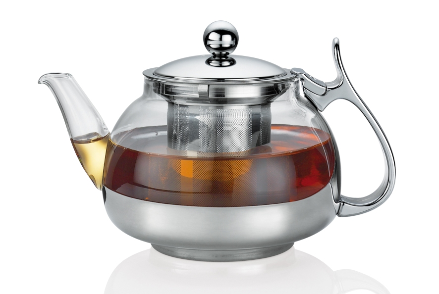 Čajová konvice s nerezovým filtrem 700 ml - Küchenprofi