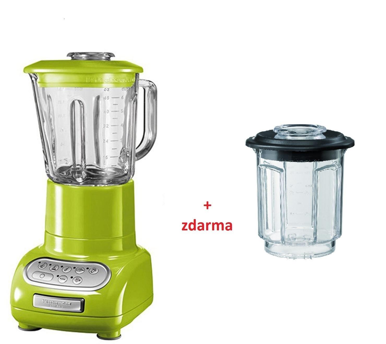 Kuchyňský mixér Artisan zelené jablko - KitchenAid