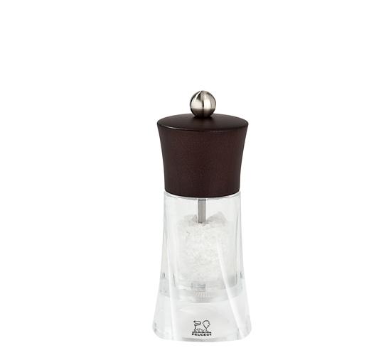 Mlýnek na sůl 14 cm čokoládový Oleron - Peugeot