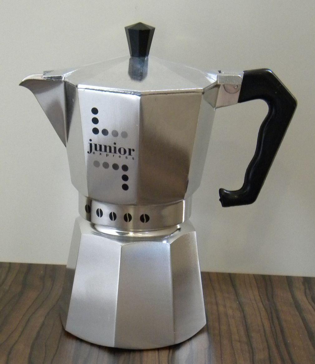 Kávovar JUNIOR 9 šálků - Bialetti