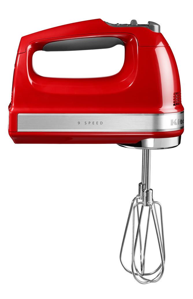 Ruční šlehač P2 královská červená - KitchenAid