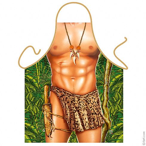 Kuchyňská Zástěra Tarzan - ETS-Itati