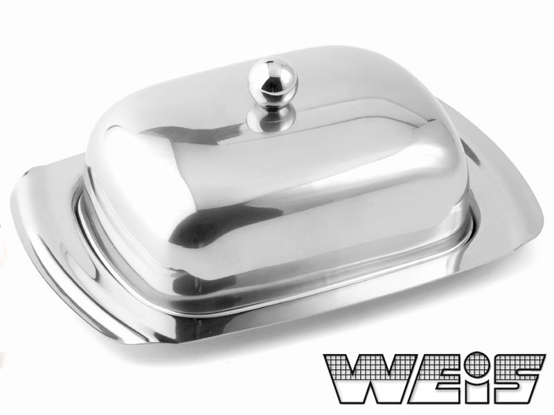 Máslenka nerezová 250gr - Weis