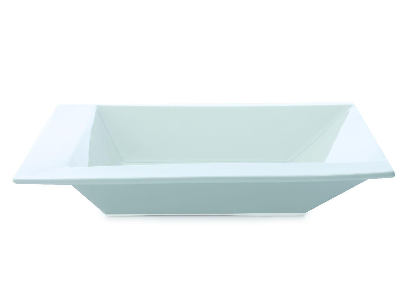 Porcelánový Polévkový talíř ZiiZ 22 cm - Maxwell&Williams