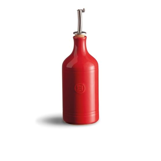 Dóza na ocet/olej Burgundy granátová červená - Emile Henry