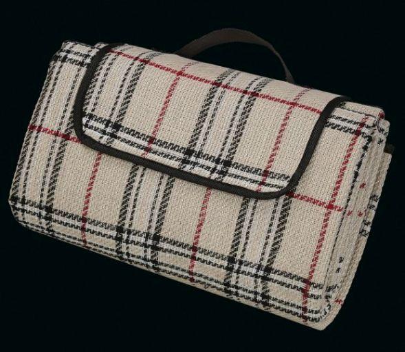 Pikniková deka WEEKEND béžová - Cilio