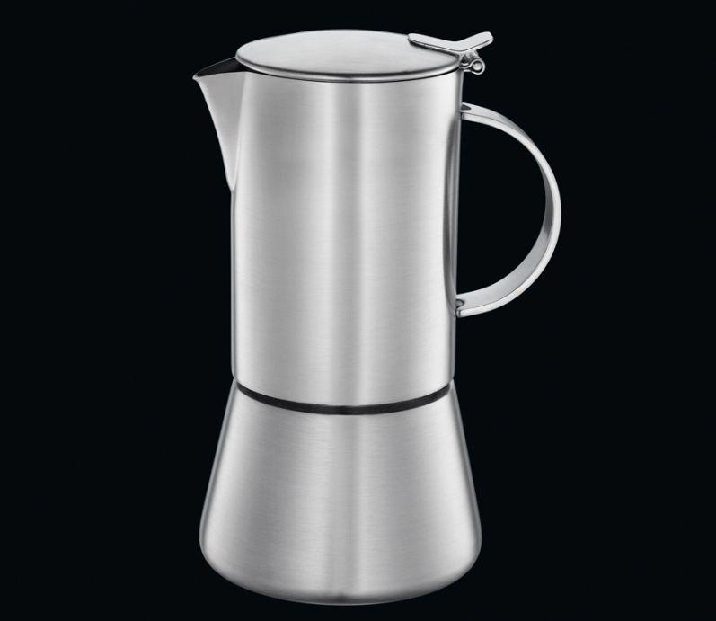 Kávovar na 4 šálky Aida matný - Cilio
