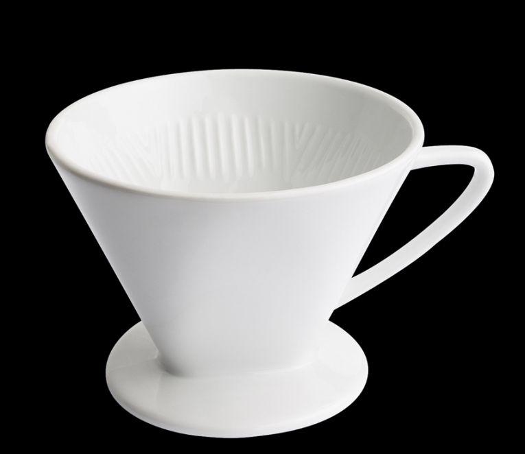 Filtr na kávu velikost 2 bílý - Cilio