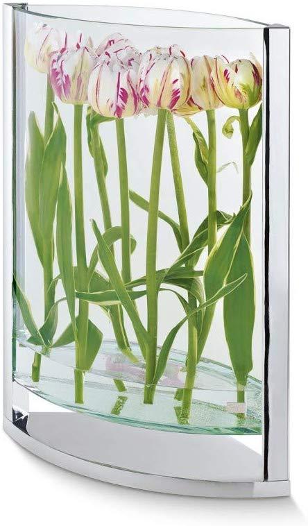DECADE skleněná váza 35 cm - PHILIPPI