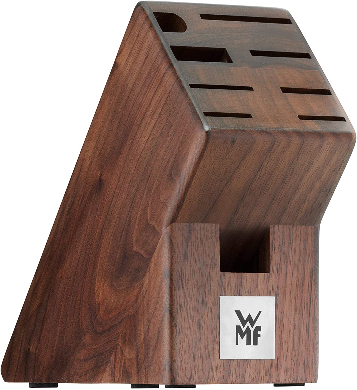 Blok na nože ořechové dřevo - WMF