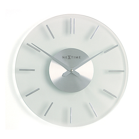 Nástěnné hodiny STRIPE 26 cm - NEXTIME