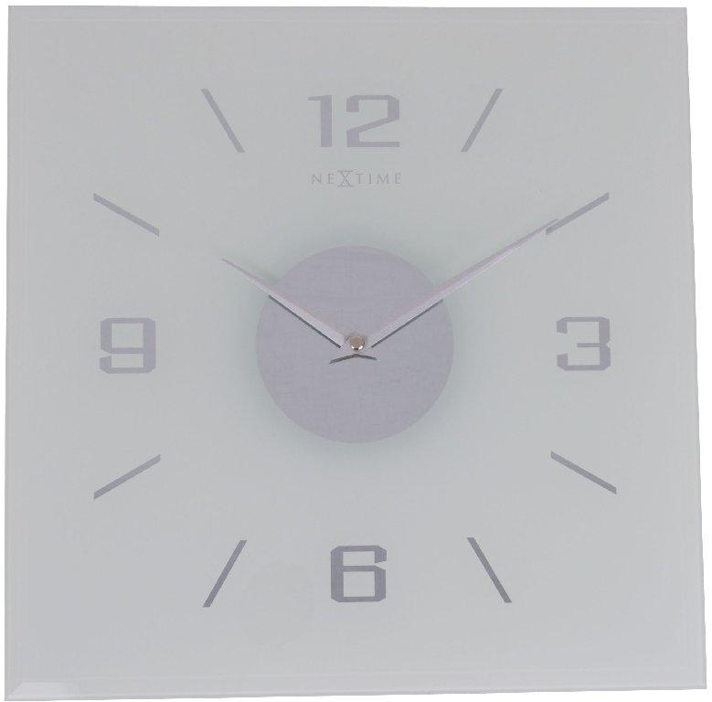 Nástěnné hodiny WILLIE 35 cm - NEXTIME