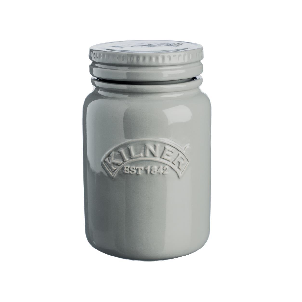 Dóza na suché potraviny 0,6 l, ranní mlha - Kilner