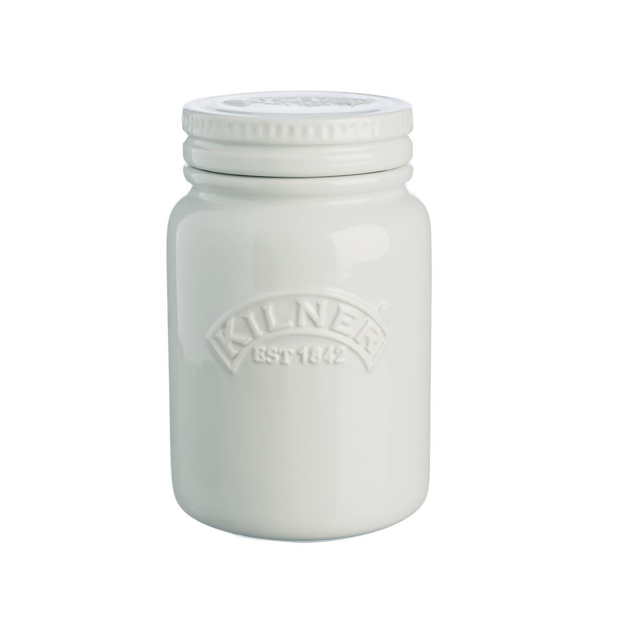 Dóza na suché potraviny 0,6 l, měsíční svit - Kilner