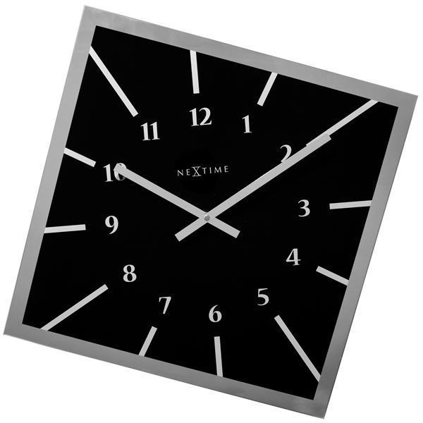 Nástěnné hodiny Off Balance 56 cm - NEXTIME