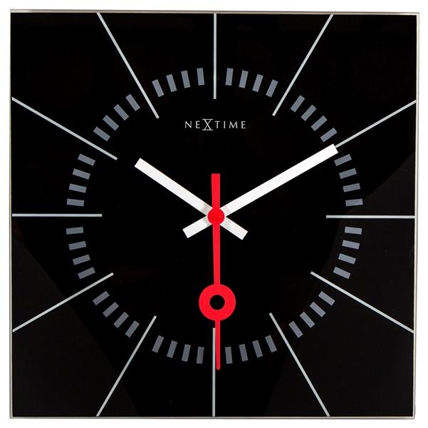 Nástěnné hodiny Stazione 35 cm - NEXTIME