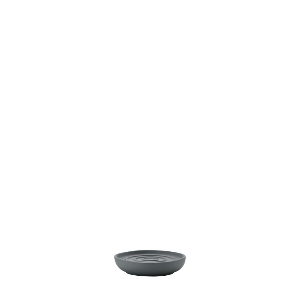 Odkladač na mýdlo NOVA, šedý - Zone