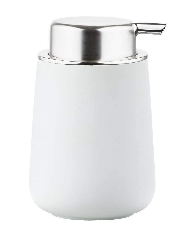 Dávkovač na tekuté mýdlo NOVA, bílý - Zone