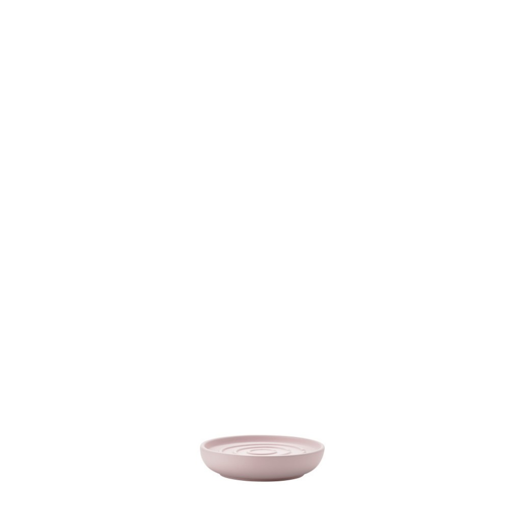 Odkladač na mýdlo NOVA, růžový - Zone