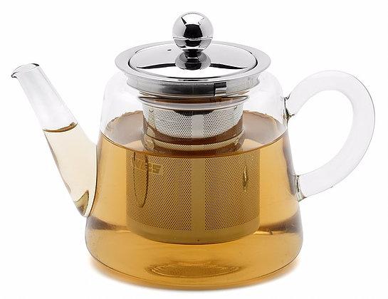 Čajová konvice s nerezovým filtrem 1100 ml - Weis