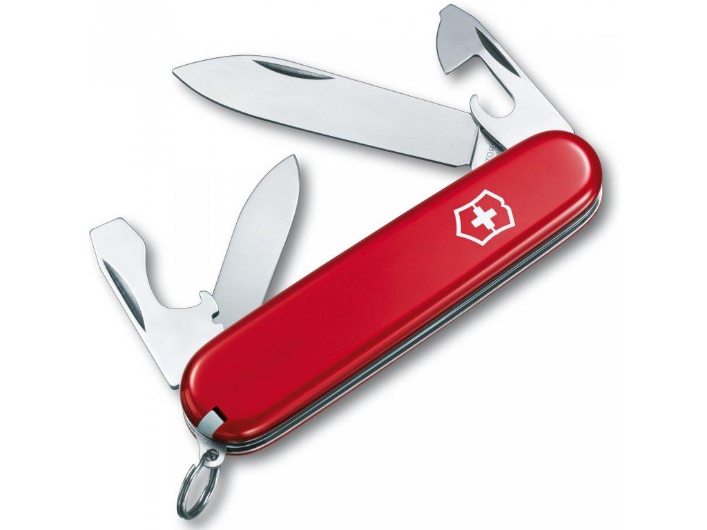 Kapesní nůž RECRUIT červený - Victorinox