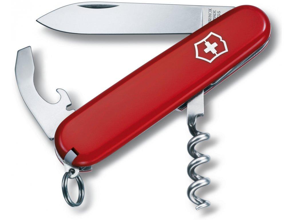 Kapesní nůž WAITER červený - Victorinox