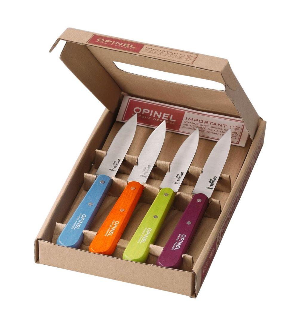 Kuchyňský set Essential Sweet pop colours - Opinel