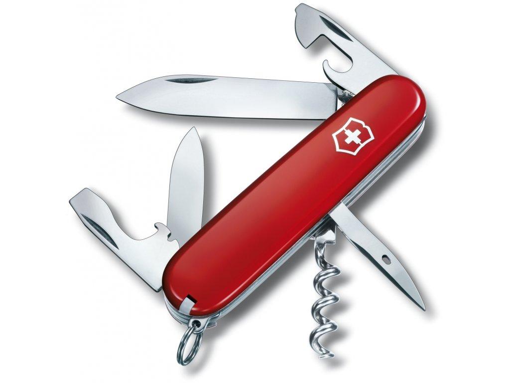Kapesní nůž SPARTAN červený - Victorinox