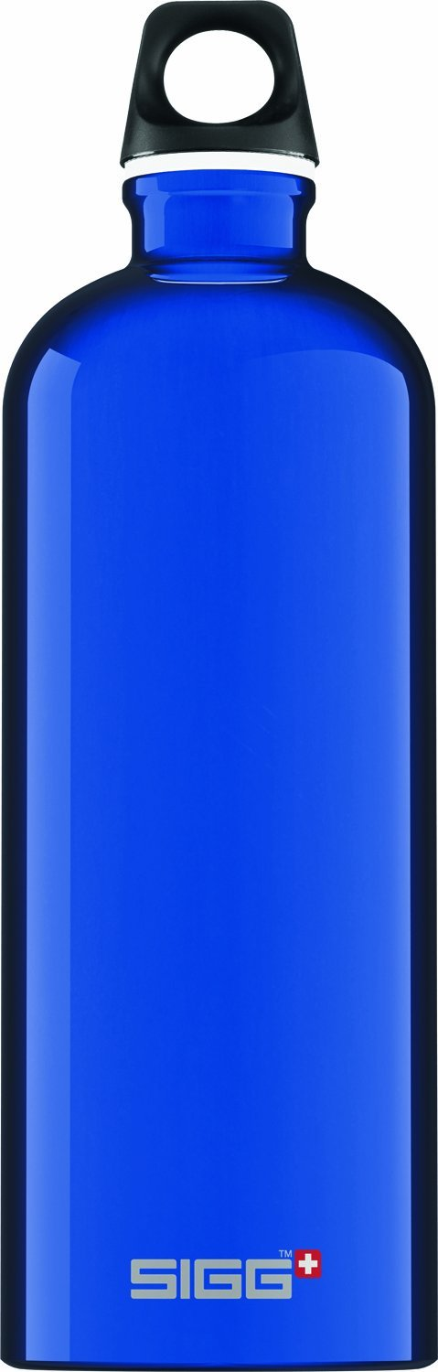 Láhev Traveller Dark Blue 0,6 l - SIGG
