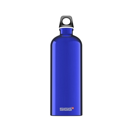Láhev Traveller Dark Blue 1 l - SIGG