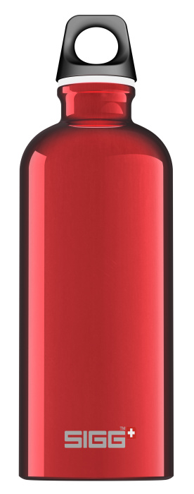 Láhev SIGG Traveller Red 0,6 l - SIGG