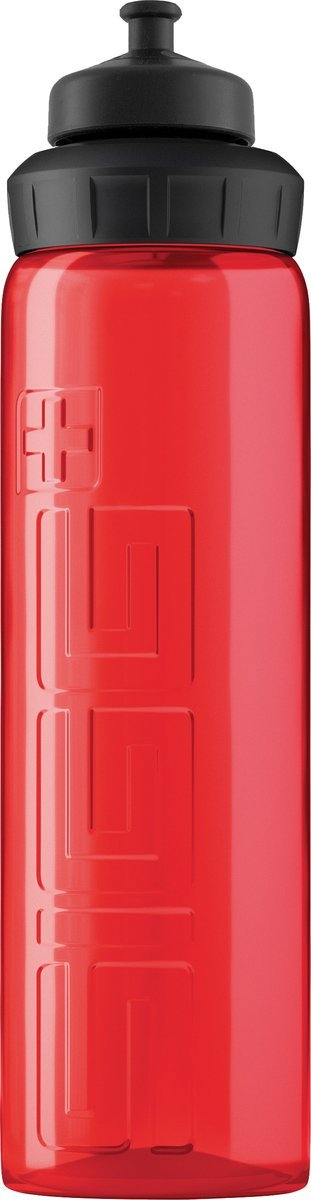 Láhev SIGG VIVA 3 Stage Sport Top RED 0,75 l - SIGG