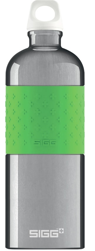 Láhev SIGG COLOR YOUR DAY ALU GREEN 1 l - SIGG
