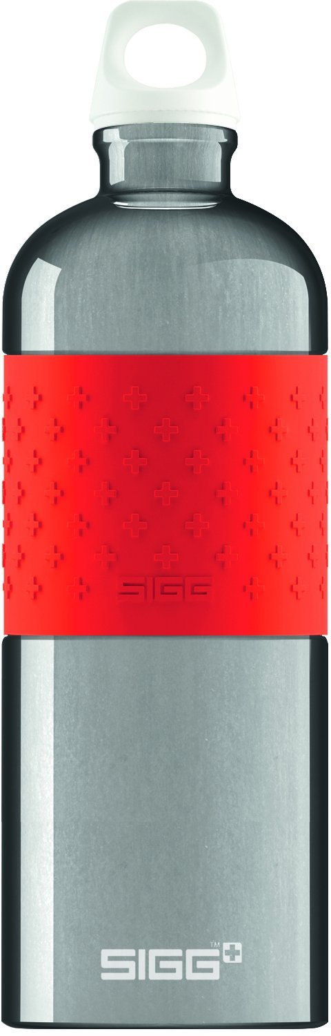 Láhev SIGG COLOR YOUR DAY ALU RED 1 l - SIGG