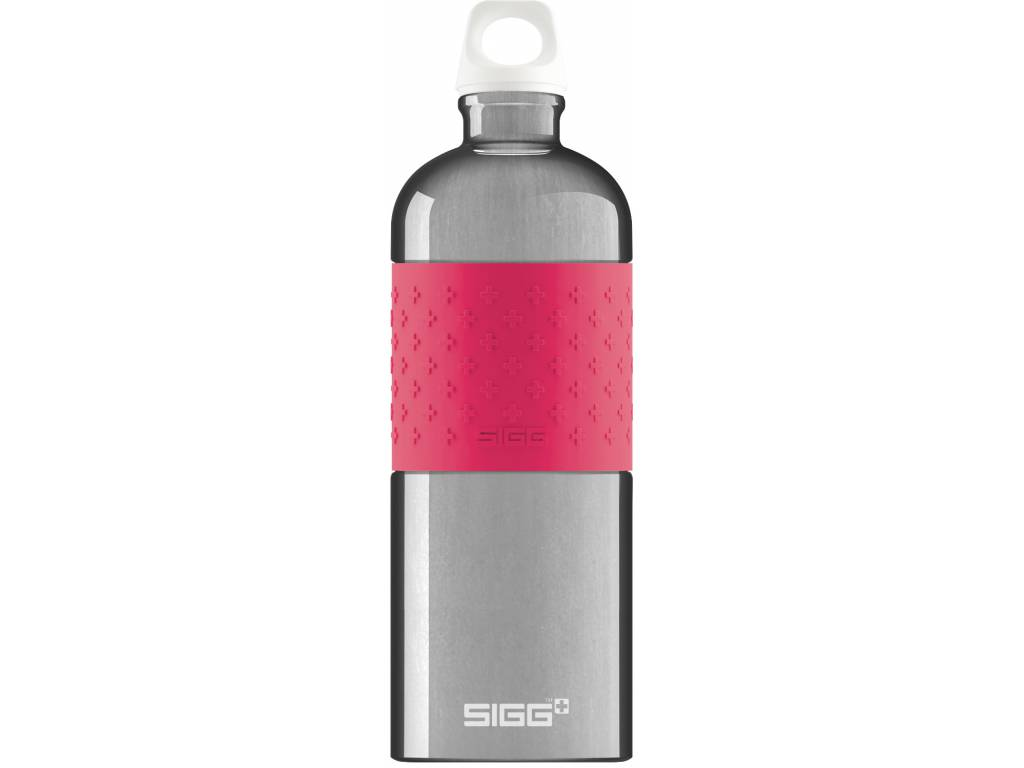 Láhev SIGG COLOR YOUR DAY ALU PINK 1 l - SIGG