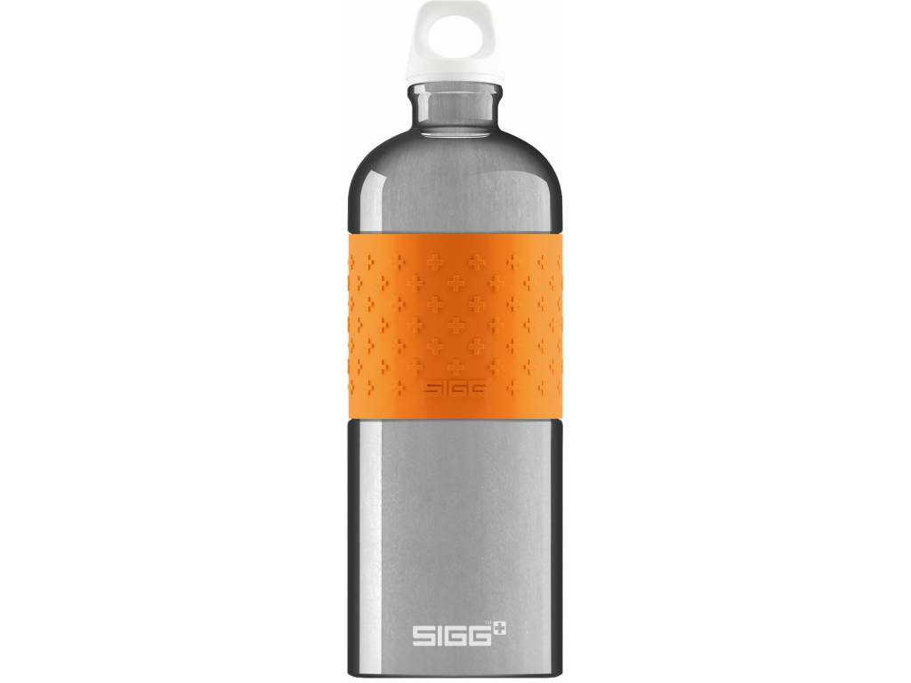 Láhev SIGG COLOR YOUR DAY ALU ORANGE 1 l - SIGG