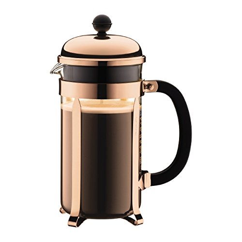French press CHAMBORD měděný 1,0 l - Bodum