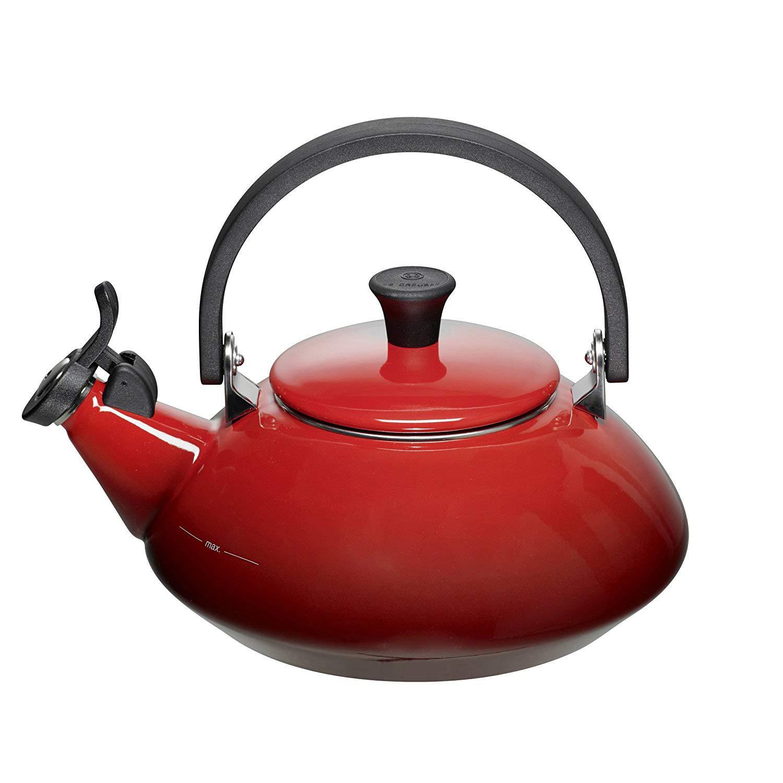 Konvice na vaření vody ZEN 1,5l červená - LE CREUSET