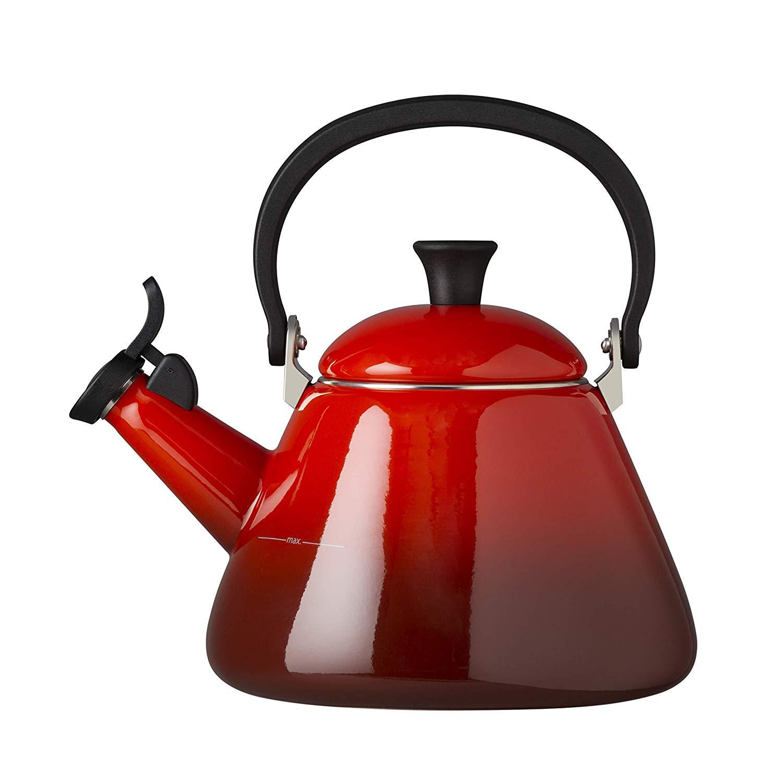 Konvice na vaření vody KONE 1,6l červená - LE CREUSET