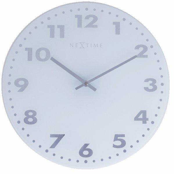 Nástěnné hodiny LITTLE FLEXA ARABIC 35 cm - NEXTIME