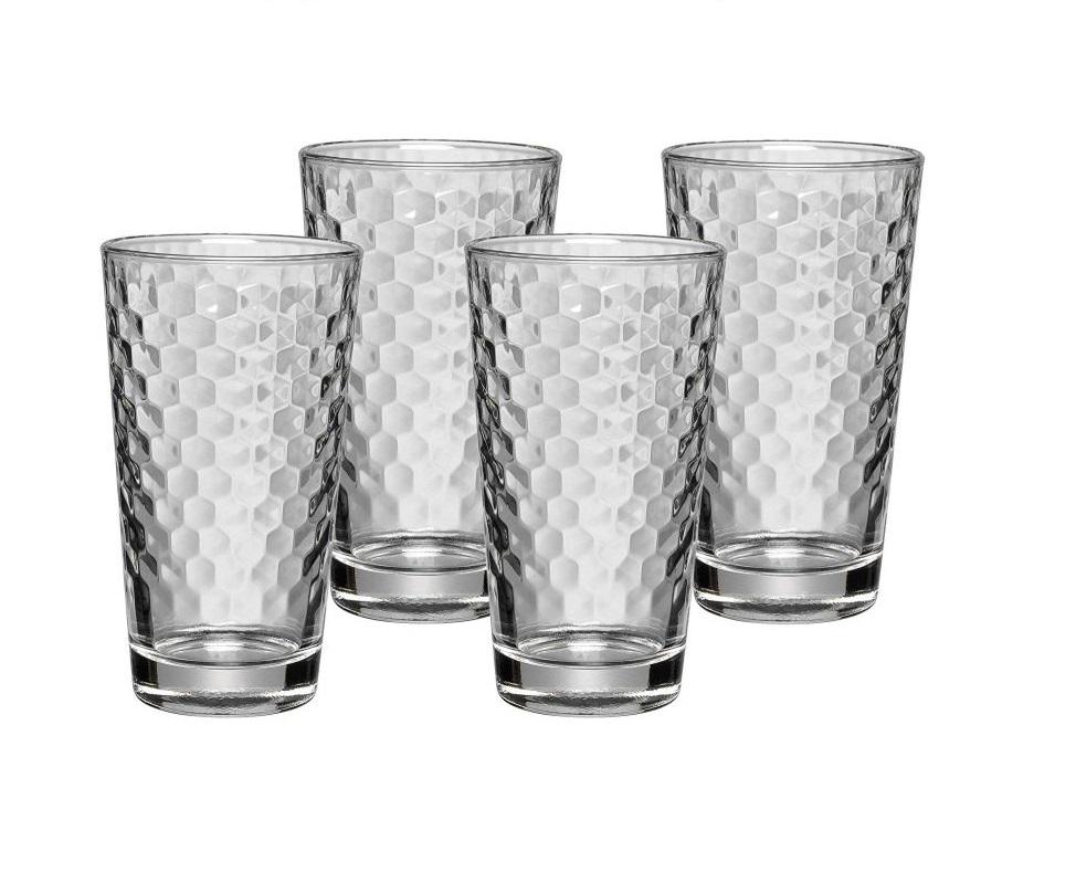 Set 4 sklenic na Latte Macchiato Coffee Time 4 ks - WMF