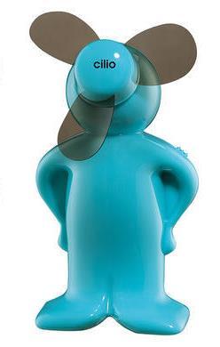 Mini Ventilator TREND, modrý  - Cilio