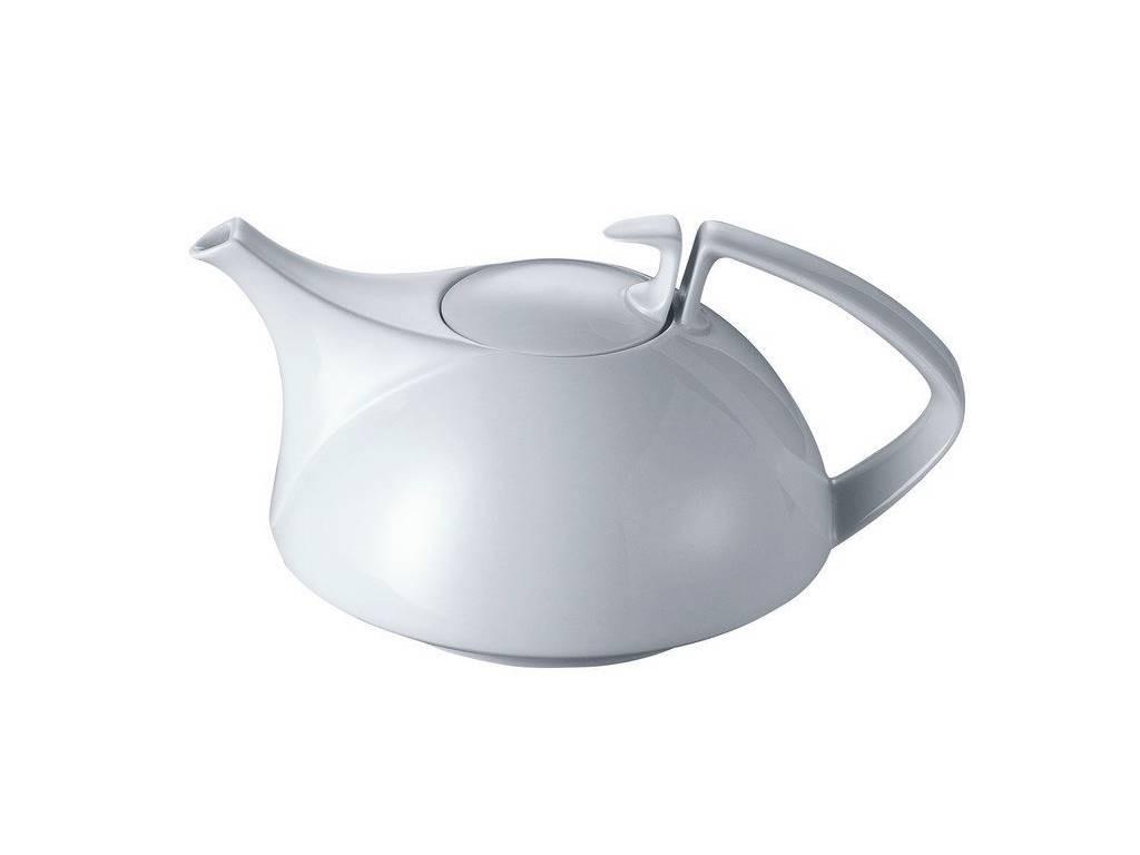 TAC White porcelánová konev na čaj 1,35 l - Thomas Rosenthal
