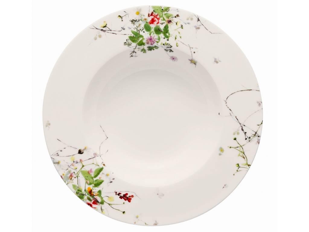 Brillance Fleurs Sauvages hluboký talíř 23 cm - Rosenthal
