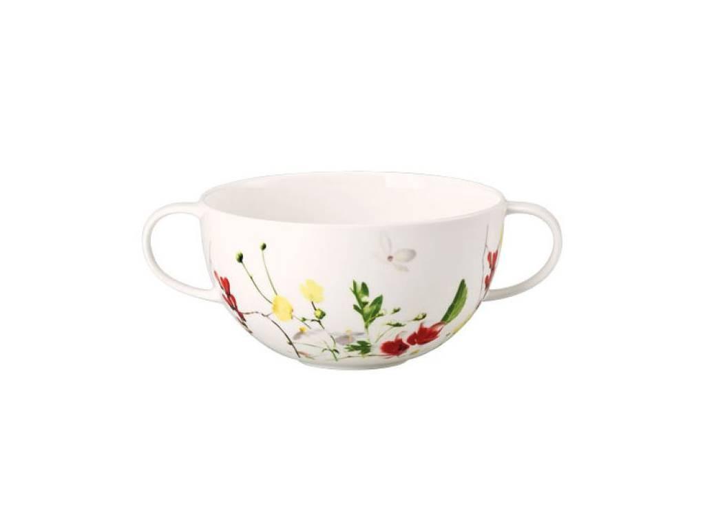 Brillance Fleurs Sauvages šálek na polévku 0,37 l - Rosenthal
