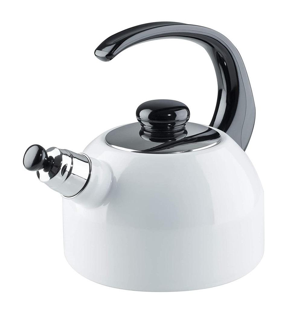 Konvice na vaření vody 2,0l bílá - Riess