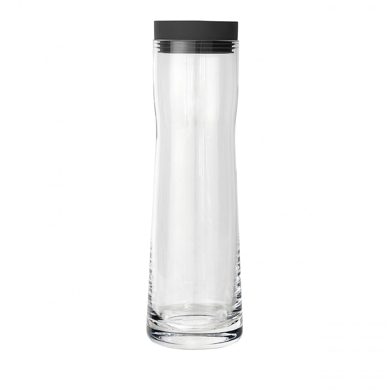 Karafa na vodu SPLASH 1000 ml, šedočerná - Blomus